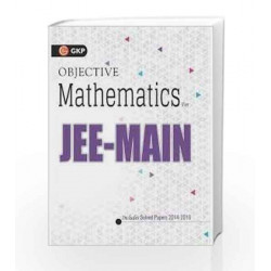 JEE Main Objective Mathematics 2016 by SRABANTI MUKHERJEE Book-9789351450184