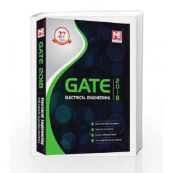 GATE 2018: Electrical Engineering Solved Papers by Made Easy Editorial Board Book-9789351472582