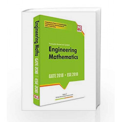 GATE 2018: Engineering Mathematics by Made Easy Editorial Board Book-9789351472735