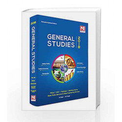 General Studies - 2018 for UPSC, SSC, Railways,  PSUs and Bank PO by B. Singh Book-9789351472780