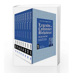 Legends in Consumer Behaviour: Jacob Jacoby(8 Volume Set) by Jagdish N Sheth Book-9789351501244