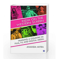 India on the Western Screen: Imaging a Country in Film, TV, and Digital Media by HARRISON Book-9789351509776