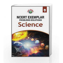 NCERT Exemplar Problems-Solutions Science for Class 9 by Team of Exeperience Author Book-9789351551409