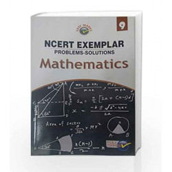 NCERT Exemplar Problems-Solutions Mathematics for Class 9 by Full Marks Book-9789351551478