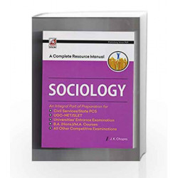 A Complete Resource Manual Sociology by Chopra Book-9789351870647