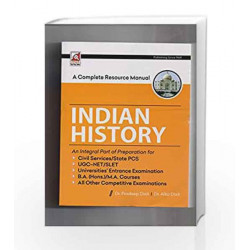 A Complete Resource Manual Indian history by Dixit Book-9789351870654