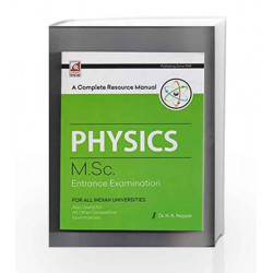 Acomplete Resource Manual Physics by Unique Book-9789351870821