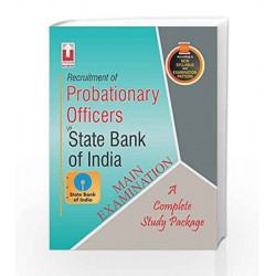 SBI PO Guide-Main Exam by Unique Research Academy Book-9789351872115