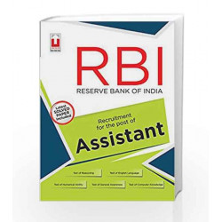 RBI Assistant Guide (Master Guide Series) by Unique Research Academy Book-9789351872238