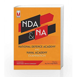 18.7.2-National Defence Academy NDA / NA Exam by Wg. Cdr. P. Singh (Retd.) Book-9789351872344