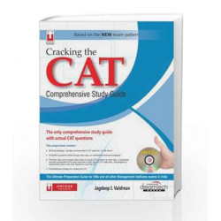 CAT Study Guide 51.1.1 by J. I. Vaishnav Book-9789351872542