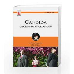 Candida George Bernard Shaw by S. Sen Book-9789351872795