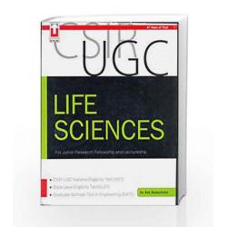 UGC CSIR Life Sciences (for junior Research Fellowship & Lectureship) by Mubashshir Book-9789351872825