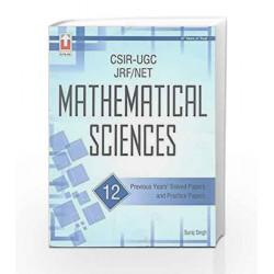 CSIR-UGC JRF/NET Mathematical Sciences by STEPHEN T. ASMA Book-9789351872931