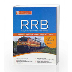 Railway Recruitment Boards RRB (Non-Technical Cadre) 2016 - CBT by MYNOO MARYEL Book-9789351873426