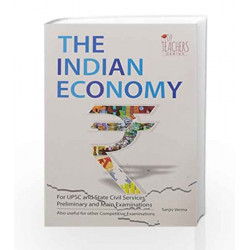 The Indian Economy by BURNS Book-9789351879077