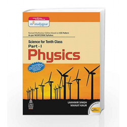 Science for Tenth Class Part 1 Physics (Old Edition) by Lakhmir Singh Book-9789352530281