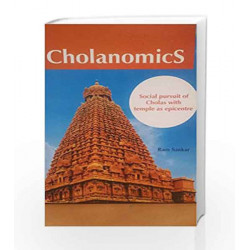 CHOLANOMICS (CHOLANOMICS) by RAM SANKAR Book-9789352549627