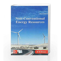 Non-Conventional Energy Resources by Khan Book-9789352601882