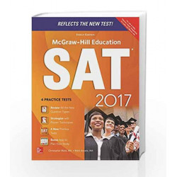 McGraw Hill Education SAT 2017 by Black Christopher Book-9789352602575