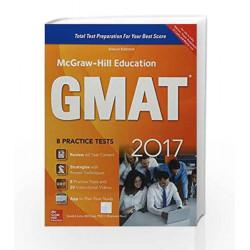 McGraw Hill Education GMAT 2017 by Sandra Luna McCune Book-9789352602681