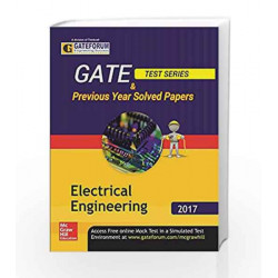 GATE Test Series & Previous Year Solved Papers - Electrical Engineering by MHE Book-9789352603299