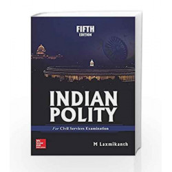 Indian Polity 5th Edition by SEEBAUER Book-9789352603633