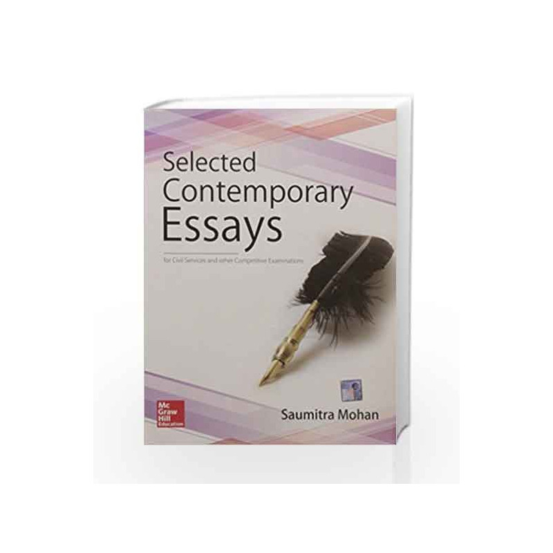 Selected Contemporary Essays by UICKET Book-9789352604067