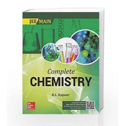 JEE Main Complete Chemistry by SABHARWAL Book-9789352605125