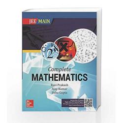 JEE Main Complete Mathematics by Ravi Prakash Book-9789352605132