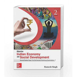 Objective Indian Economy and Social Development by WILLIAM Book-9789352605156