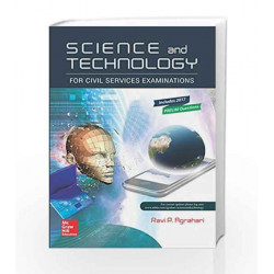 Science and Technology for Civil Services Examinations by OXFORD Book-9789352605705
