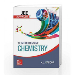 Comprehensive Chemistry for JEE Advanced by SABHARWAL Book-9789352606061