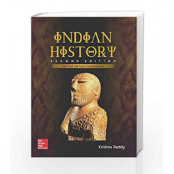 Indian History by Krishna Reddy Book-9789352606627