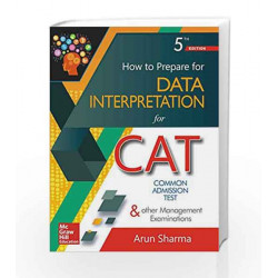 How to Prepare for Data Interpretation for CAT by VER Book-9789352606931