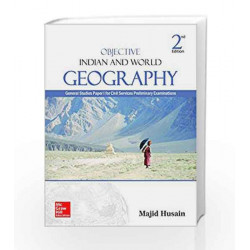 Objective Indian and World Geography by S.K RAM Book-9789352607808