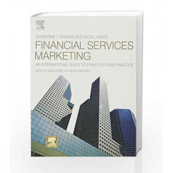 Financial Services Marketing by Ennew Book-9789380501345