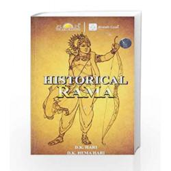 Historical Rama by D. K. Hari Book-9789380592176