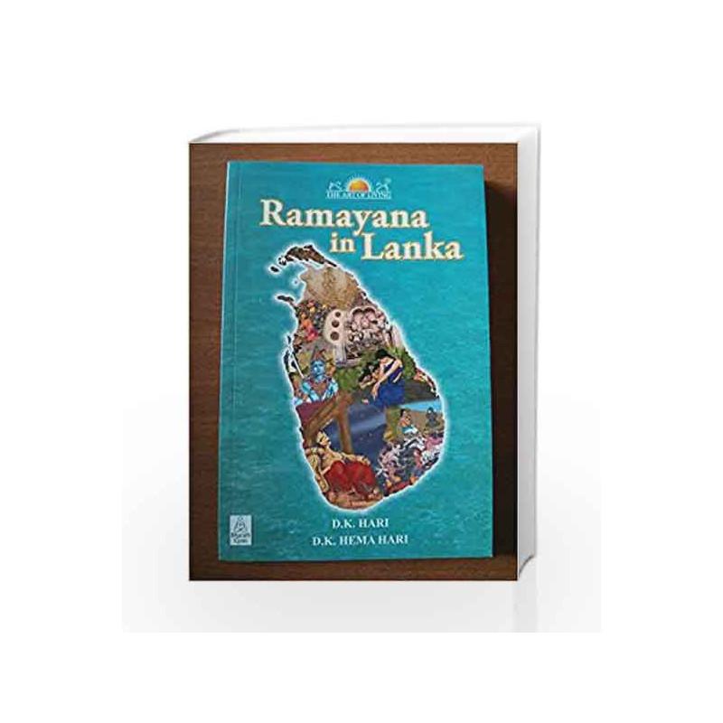 Ramayana In Lanka by H.H.Sri Sri Ravi Shankar Book-9789380592183