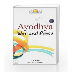 Ayodhya War & Peace by Sri Sri Ravishankar Ji Book-9789380592190