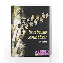 Object Oriented Analysis and Design PB by Babu S Book-9789381097021