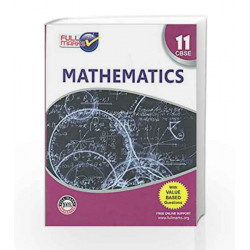 Mathematics Class 11 by Khem Chand Sisodia Book-9789381957141