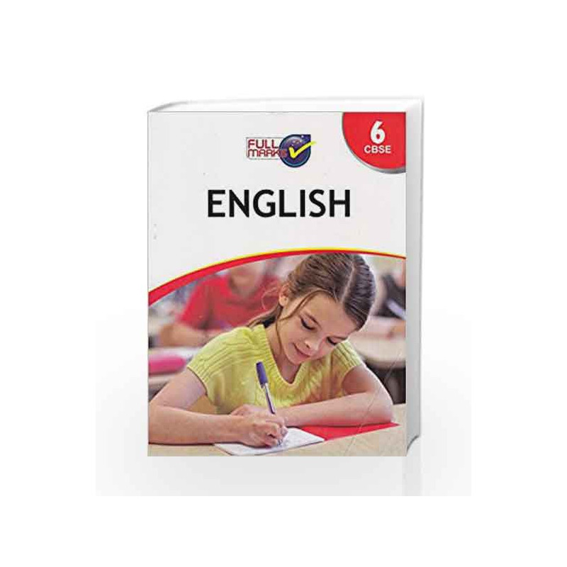English Class 6 by Full Marks-Buy Online English Class 6 Book at Best Price  in India:Madrasshoppe com