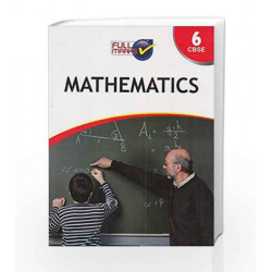 Mathematics Class 6 by R.C. Yadav Book-9789381957202