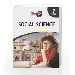 Social Science Class 7 by Full Marks Book-9789381957257