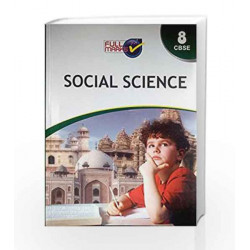 Social Science Class 8 by Full Marks Book-9789381957318