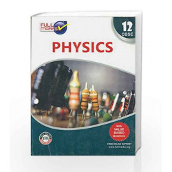Physics - 12 Class 12 by Full Marks Book-9789381957578