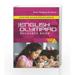 English Olympiad Resource Book - 10 by Brain Mapping Academy Book-9789382058731