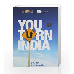You Turn India by H.H.Sri Sri Ravi Shankar Book-9789382146056