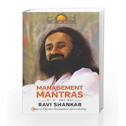 Management Mantras by H.H. Sri Sri Ravi Shankar Book-9789382146544